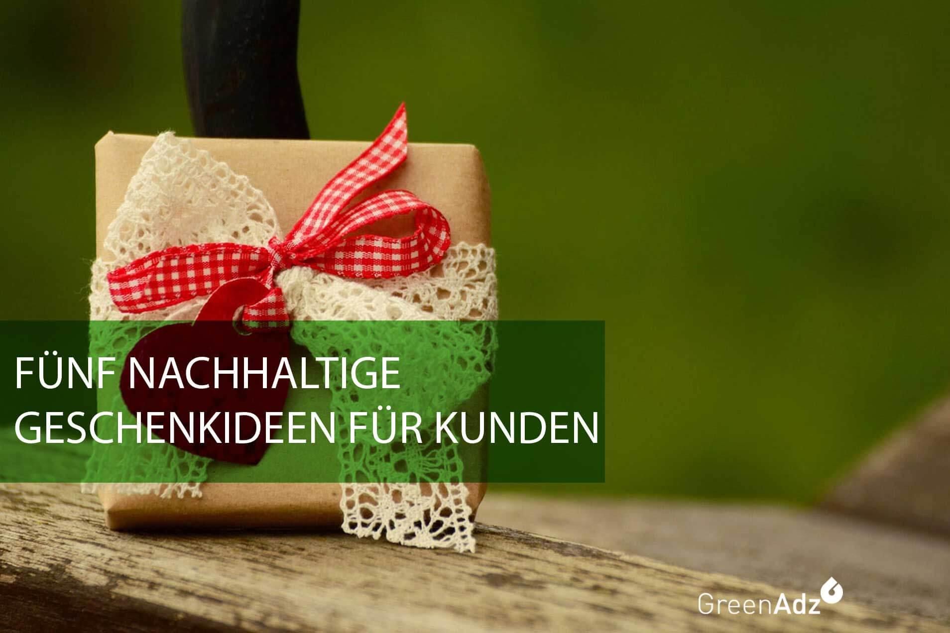"""Nachhaltige Geschenke liegen im Trend"""": Die 5 besten Ideen für ..."""
