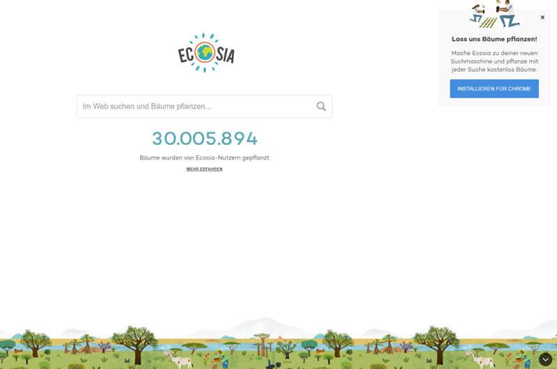 Feedback4Tree - mit GreenAdz durch Online-Befragungen Bäume pflanzen