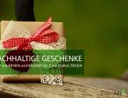 #BaumstattKarte Das CO2-neutrale Weihnachtsgeschenk - ein Baum statt Karte für 1,-€