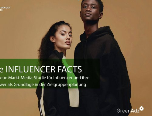 Influencer Facts – die Markt-Media-Studie für Influencer Marketing