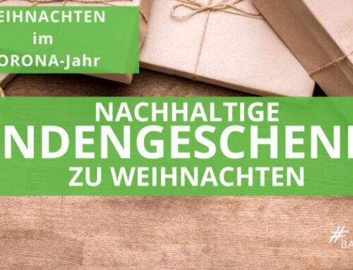 Nachhaltige Geschenkideen für Kunden zu Weihnachten 2020